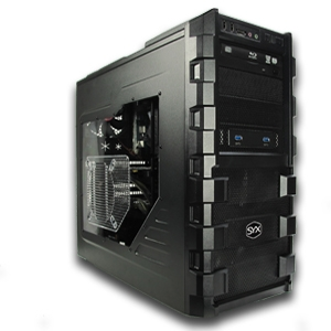 SYX Intel X79 Custom Performance PC