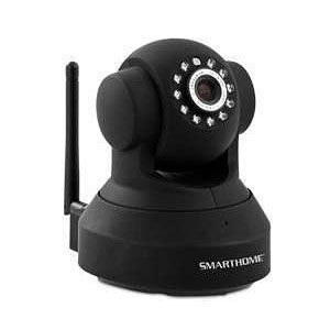 Alternate view 1 for Wireless IP Camera - PTZ Full Motion + 2-way Audio