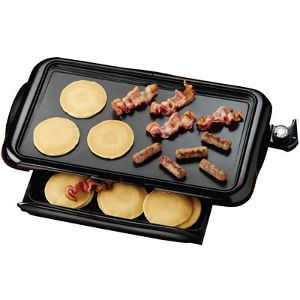 Brentwood Electric Griddle - TS-840