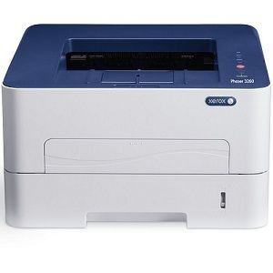 Xerox Phaser 3260/DI Mono Laser Printer - 29 ppm, 600 x 600 dpi, First-Page-Out 8.5 seconds, 250 Sheets Input, Auto Duplex (2-sided Printing), USB 2.0, Wireless LAN, Blue/Gray - 3260/DI