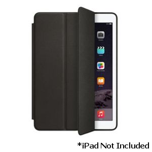 Apple Smart - Flip cover for tablet - leather -