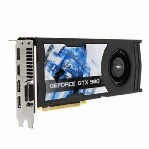 MSI GeForce GTX 980 Video Graphics Card
