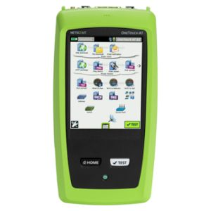 NETSCOUT OneTouch AT 1TG2-3000 Network Tester