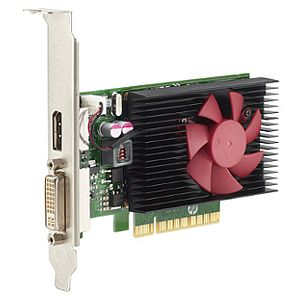 HP NVIDIA GeForce GT730 Graphics Card - N3R90AT