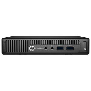 HP EliteDesk Dual-Core Mini PC w/ Radeon? Graphics