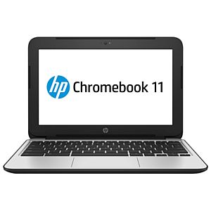 "HP 11 G4 Intel® Dual-Core 4GB RAM 11.6"" Chromebook"