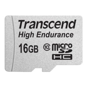 Transcend Flash Memory Card - TS16GUSDHC10V