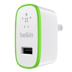Belkin Boost Up Home & Wall Charger Power Adapter