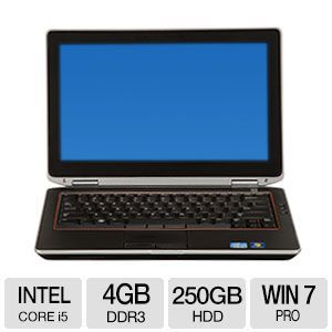 "Dell E6320 13.3"" Notebook - RB-DELLNB00310013"