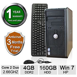 Dell Optiplex GX755 Desktop PC