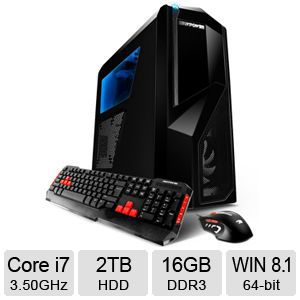 iBUYPOWER TD732SLC Gaming PC
