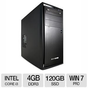 iBUYPOWER TD702C Desktop PC