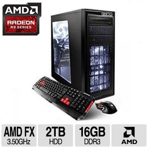 iBUYPOWER TD631 Gaming PC