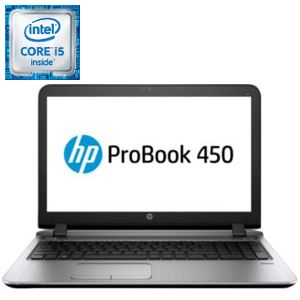 "HP ProBook 450 G3 Intel® Core? i5 8GB RAM 15.6"" Laptop"
