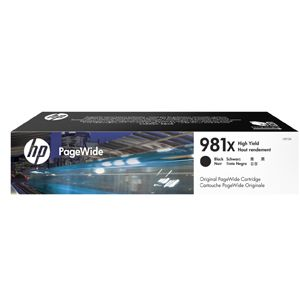 HP 981X - High Yield - black - original - PageWide
