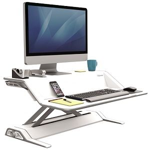 Fellowes Lotus Sit Stand - 0009901