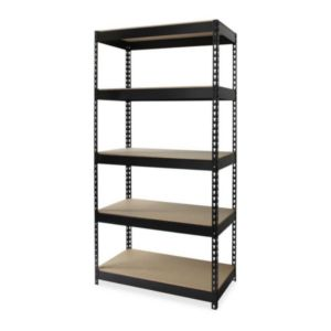 Lorell Riveted Steel 16X36X72 Shelving - 61620