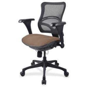 Lorell Mid-Back Fabric Seat Chair - 20978-03