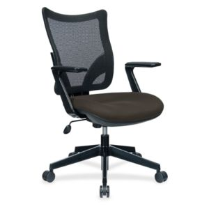 Lorell S-8 Mesh Back Task Chair - 25973-04