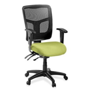 Lorell Managerial Mesh Mid-Back Chair - 86201009
