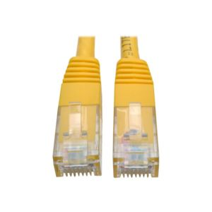 Tripp Lite Cat6 Molded Patch Cable - N200-025-YW