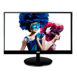 "AOC 22"" Class (21.5"") Full HD LED IPS Monitor"