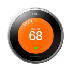 Nest Labs Learning Thermostat(3rd Gen) - T3007ES