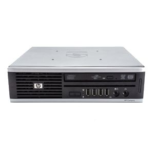 HP 8000 Elite Intel® Dual-Core SFF PC (Refurbished)