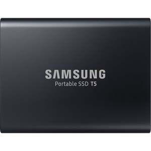 Alternate view 1 for Samsung Portable SSD T5
