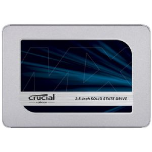 Alternate view 1 for Crucial MX500 250GB SATA 6GB/S Internal SSD