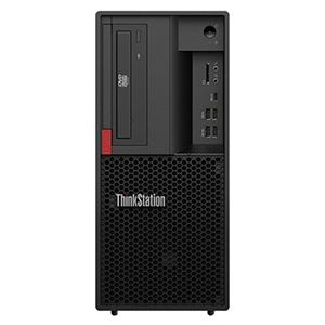 Alternate view 1 for Lenovo ThinkStation P330 30CY Tower PC