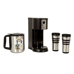Hamilton Beach Thermal Stay or Go Coffee Maker