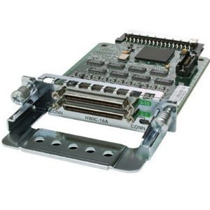 Cisco High-Speed Expansion Module - HWIC-16A