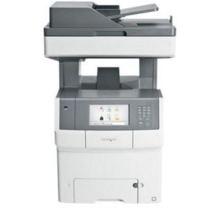 Lexmark X746de Multifunction Color Laser Printer