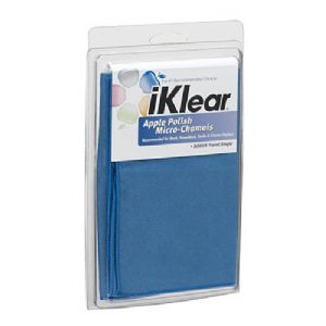 Alternate view 1 for iKlear Micro-Chamois Polishing Cloth - IK-MCK