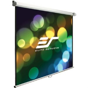 Alternate view 1 for Elite Screens M100V Manual B Projection Screen
