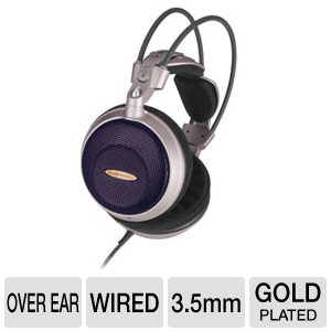 Audio-Technica ATH-AD700 Air Dynamic Headphones