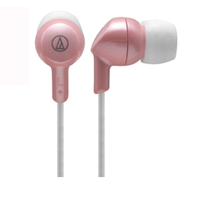 Audio-Technica ATH-CK1WPK In-Ear Headphones