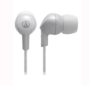 Audio-Technica ATH-CK1WWH In-Ear Headphones