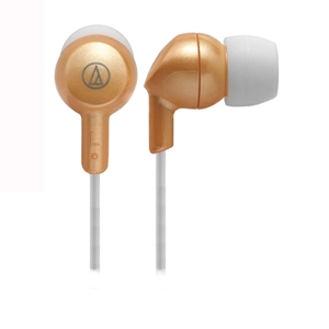 Audio-Technica ATH-CK1WYL In-Ear Headphones