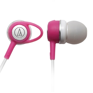 Audio-Technica ATH-CK52WPK In-Ear Headphones