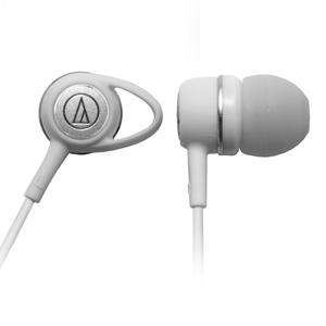 Audio-Technica ATH-CK52WWH In-Ear Headphones