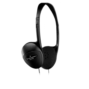 Audio-Technica ATH-P3 Dynamic Stereo Headphones