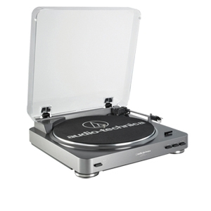 Audio-Technica AT-LP60 Automatic Turntable System