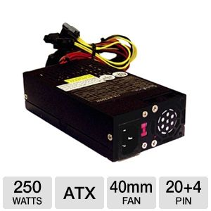Apevia ITX-AP250W 250W Flex ATX Power Supply