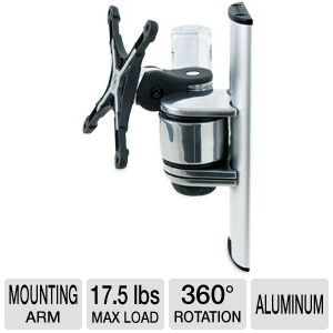 Atdec Die-cast Anodised Aluminum Mounting Arm