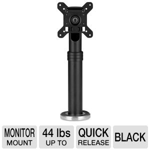 Atdec Screw Down Single Monitor Mount