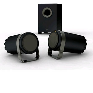 Altec Lansing BXR1221 2.1 Computer Speakers
