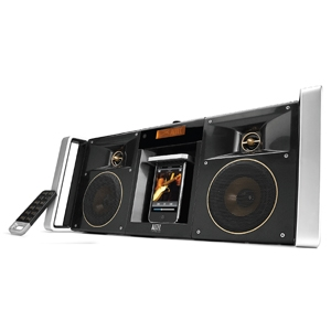 Altec Lansing Digital Boom Box for iPhone/iPod