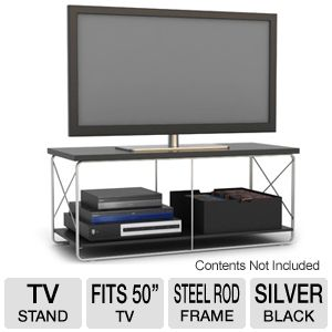 "Atlantic 88335643 City TV Stand - up to 50"" TVs"